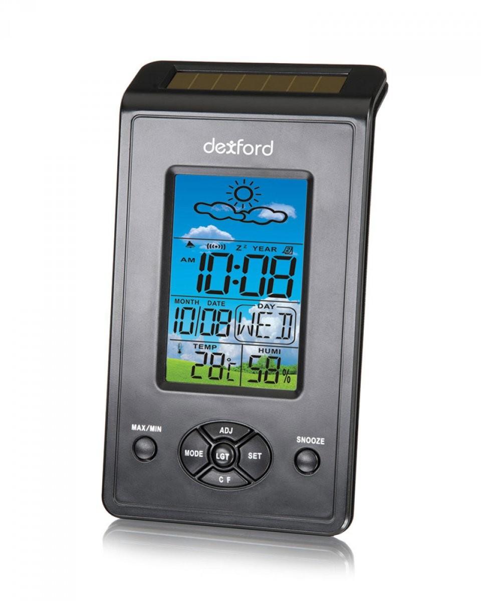 Station m t o sans fil pas cher avec rechargement solaire - Station meteo nature et decouverte ...