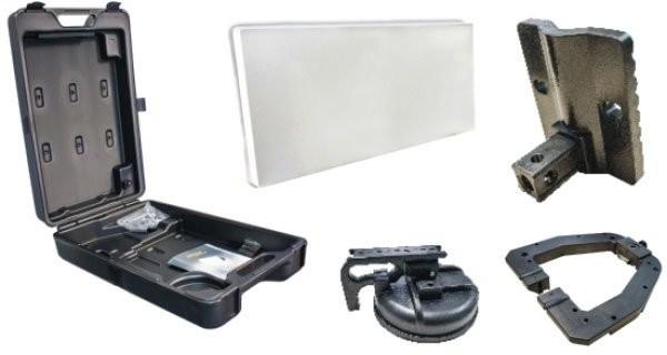 antenne plate de voyage selfsat tk30d avec malette et accessoires. Black Bedroom Furniture Sets. Home Design Ideas