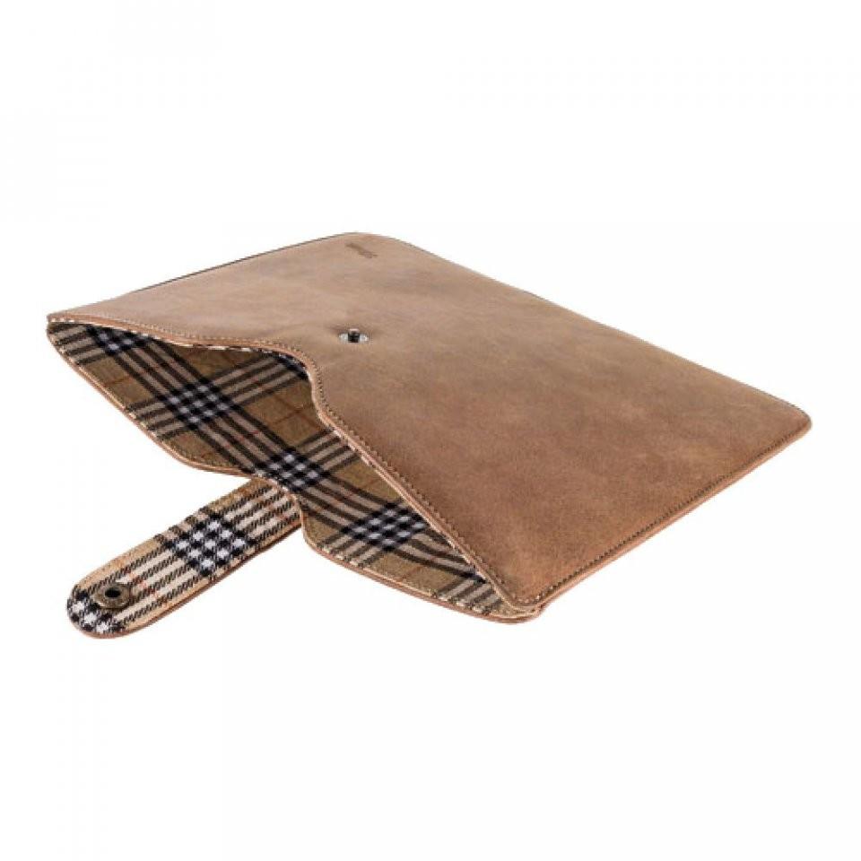 housse en cuir tann v ritable pour ipad et tablette 10. Black Bedroom Furniture Sets. Home Design Ideas