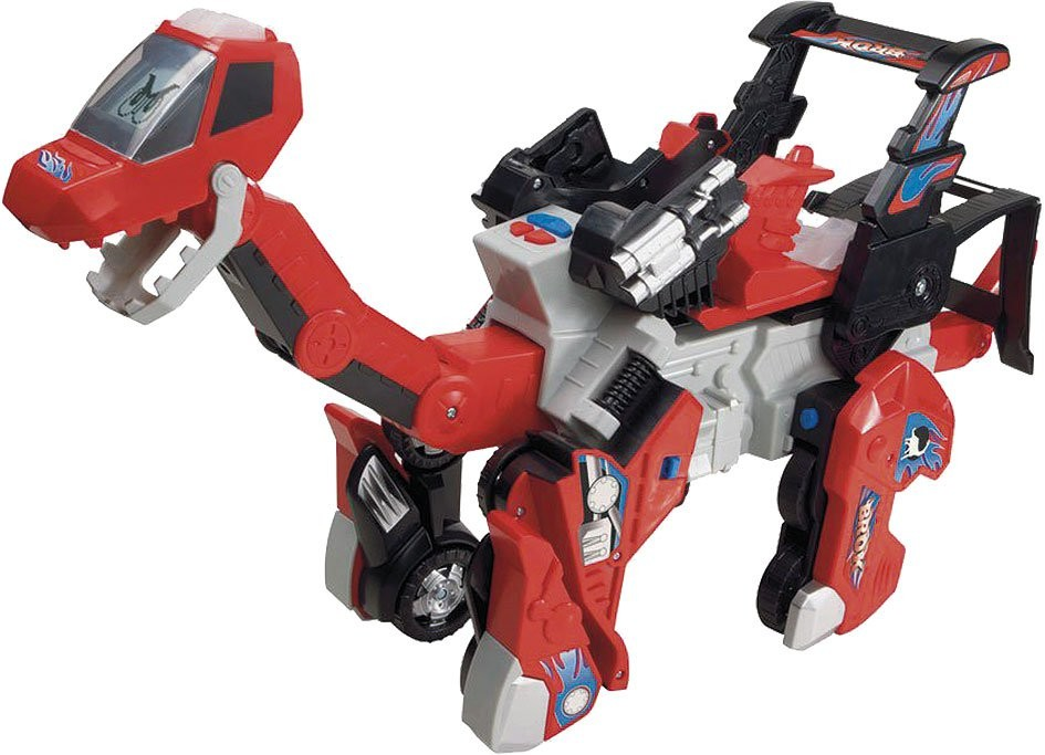 robot transformer dino brachiosaure switch go par vtech. Black Bedroom Furniture Sets. Home Design Ideas