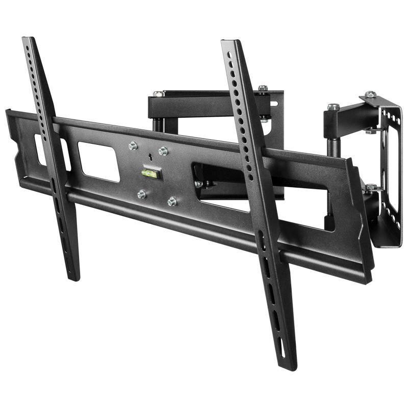 support mural en coin pour tv et cran pc jusqu 39 63 39 39 fixation vesa. Black Bedroom Furniture Sets. Home Design Ideas