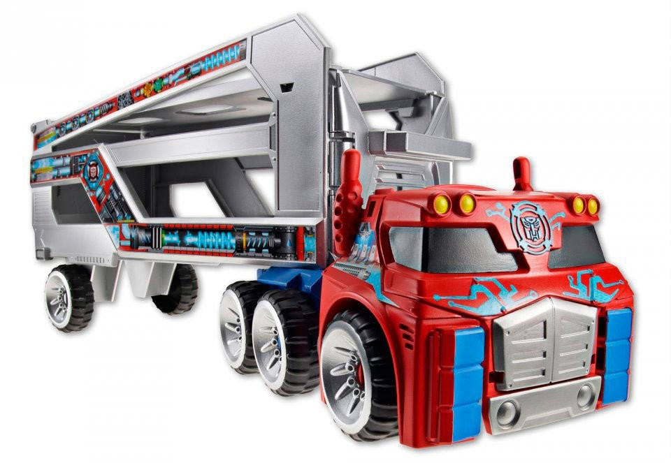 acheter transformers camion robot optimus prime. Black Bedroom Furniture Sets. Home Design Ideas