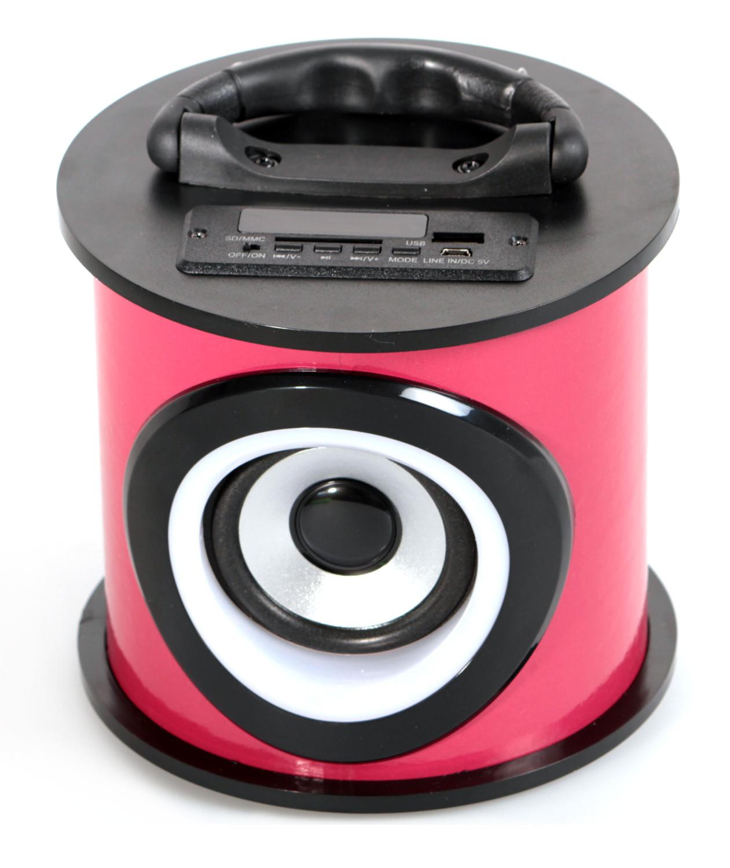 enceinte bluetooth avec radio et ports usb sd teknofun. Black Bedroom Furniture Sets. Home Design Ideas
