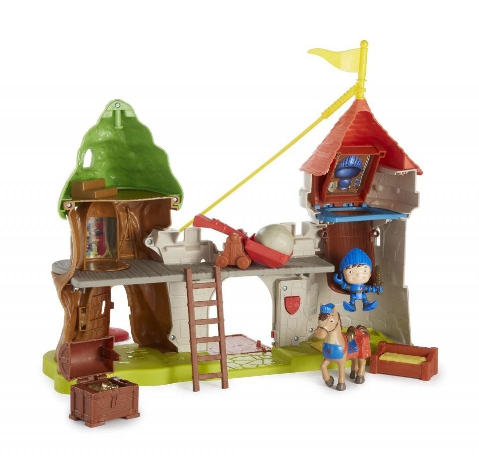 Jouet mike le chevalier le ch teau de valdragon avec - Chateau de mike le chevalier ...