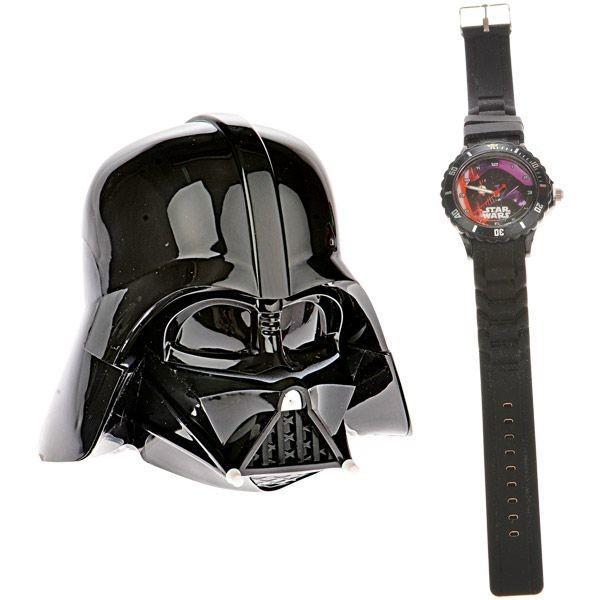 Montre Analogique Star Wars Avec Boîte Dark Vador