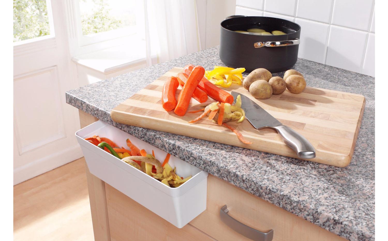 Poubelle de cuisine accrocher un tiroir ruco v165 - Poubelle tiroir cuisine ...