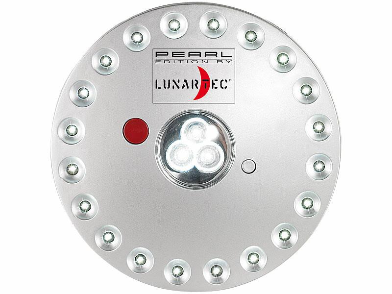 Achat lampe circulaire led avec t l commande for Tele achat projecteur noel