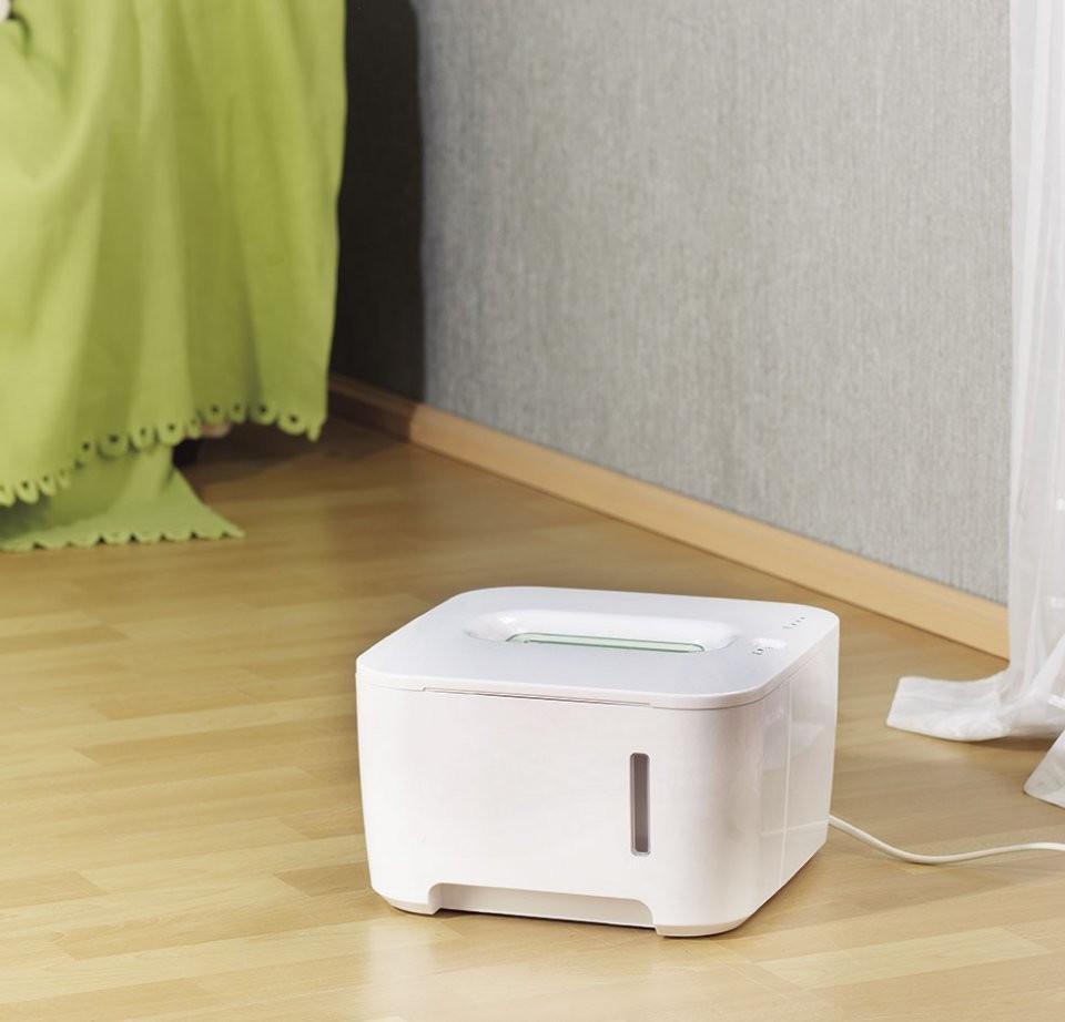 humidificateur d 39 air silencieux pas cher avec analyse. Black Bedroom Furniture Sets. Home Design Ideas