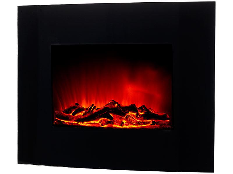radiateur lectrique 2000w avec effet po le avec braises. Black Bedroom Furniture Sets. Home Design Ideas