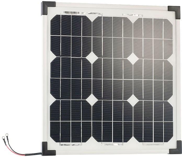 Achat panneau solaire mobile monocristallin 39 pho 2000 39 - Panneau solaire mobil home ...