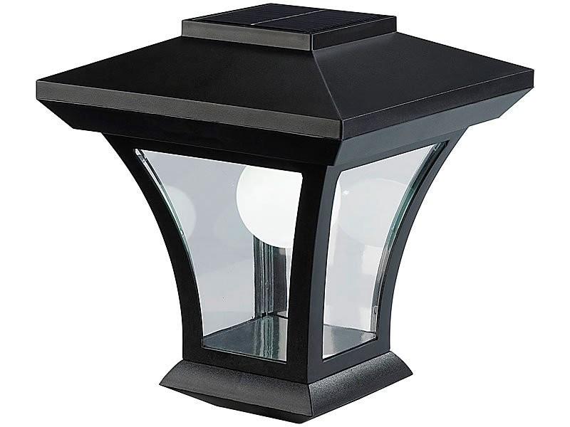 Achat lampadaire de jardin solaire led 166 cm for Lampadaire de jardin exterieur