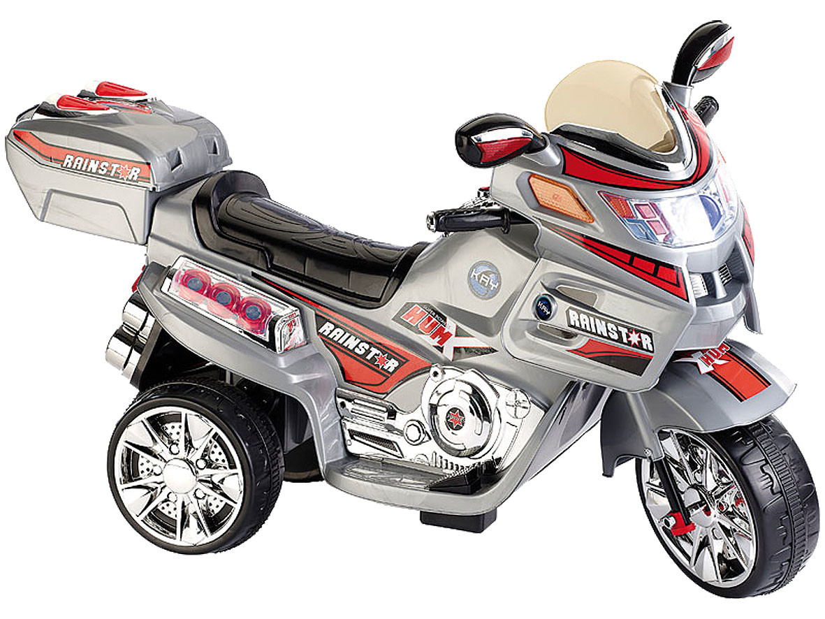 mini moto electrique jouet pour enfant avec lecteur mp3 playtastic. Black Bedroom Furniture Sets. Home Design Ideas