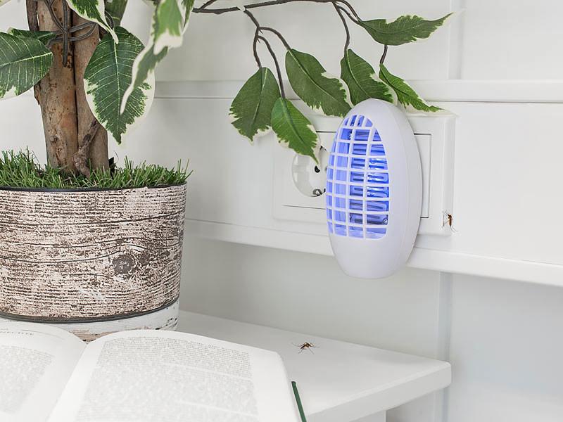 Prise 20 M² Iv Insectes Uv Pour Secteur Piège À 110 Exbuster Jusqu'à xdCrBoe
