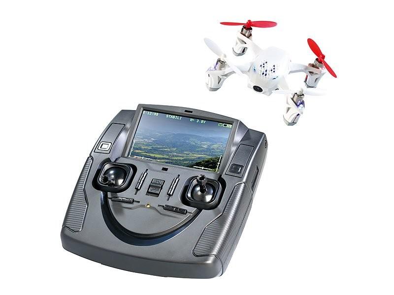 article NX quadricoptere  canaux gh live avec camera et ecran