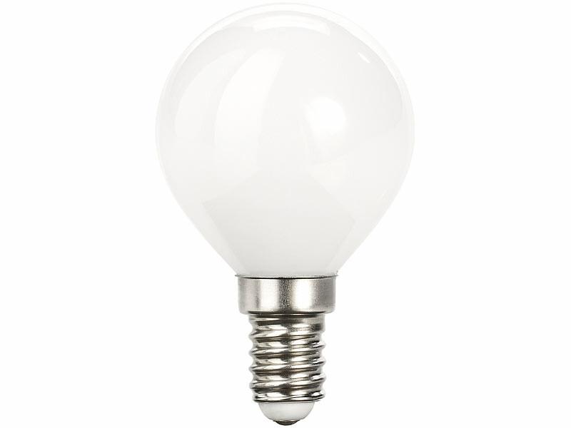 ampoule led avec look retro 90 39 s culot e14 ou e27 360. Black Bedroom Furniture Sets. Home Design Ideas