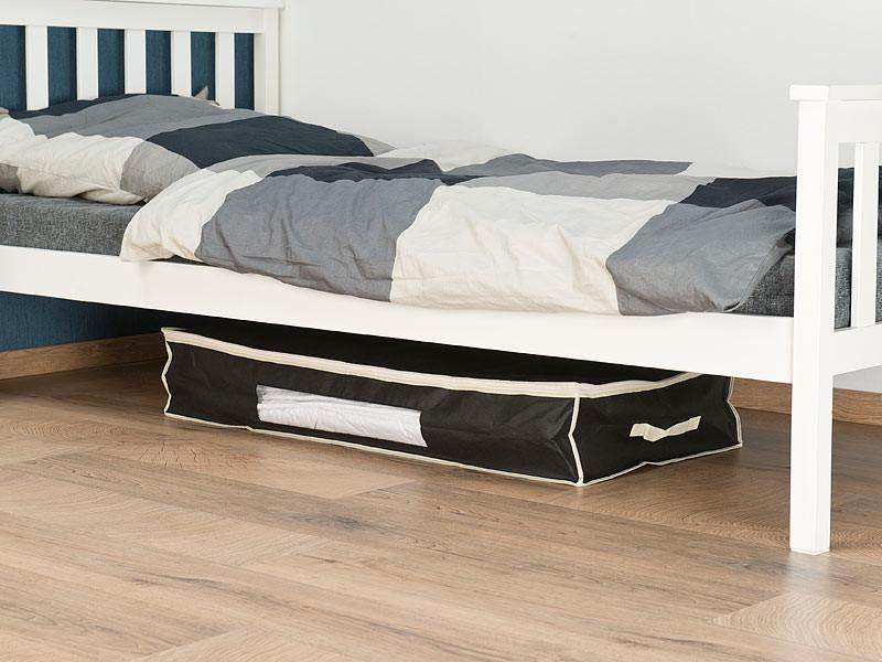 housse de rangelebt en intiss pour v tements et linge. Black Bedroom Furniture Sets. Home Design Ideas