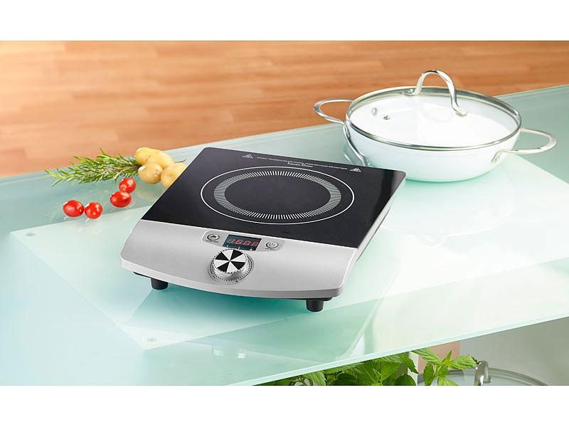 article NX plaque de cuisson a induction  w pour casseroles jusqu degc