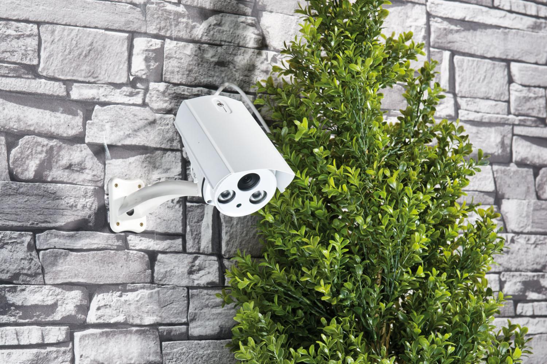 Caméra de surveillance ip wifi d extérieur ip hd pearl