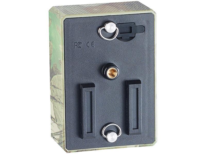 cam ra de surveillance camoufl e pour nature avec infrarouge wk 420. Black Bedroom Furniture Sets. Home Design Ideas