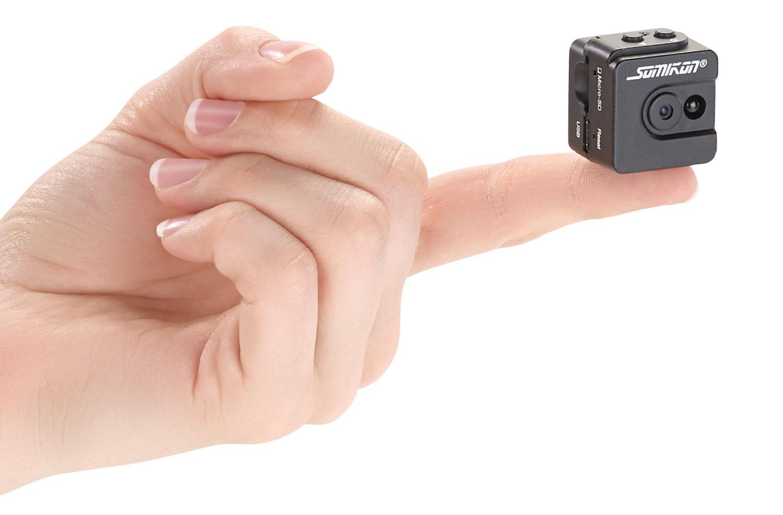 Cam Ra Hd De Poche Miniature Avec Led Et Pince Ceinture Dv 707