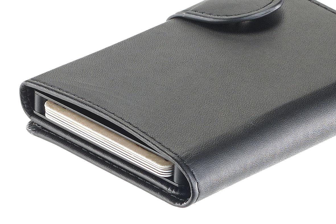 Portefeuille avec étui RFID pour cartes bancaires SEMPTEC MtyXjebm5t