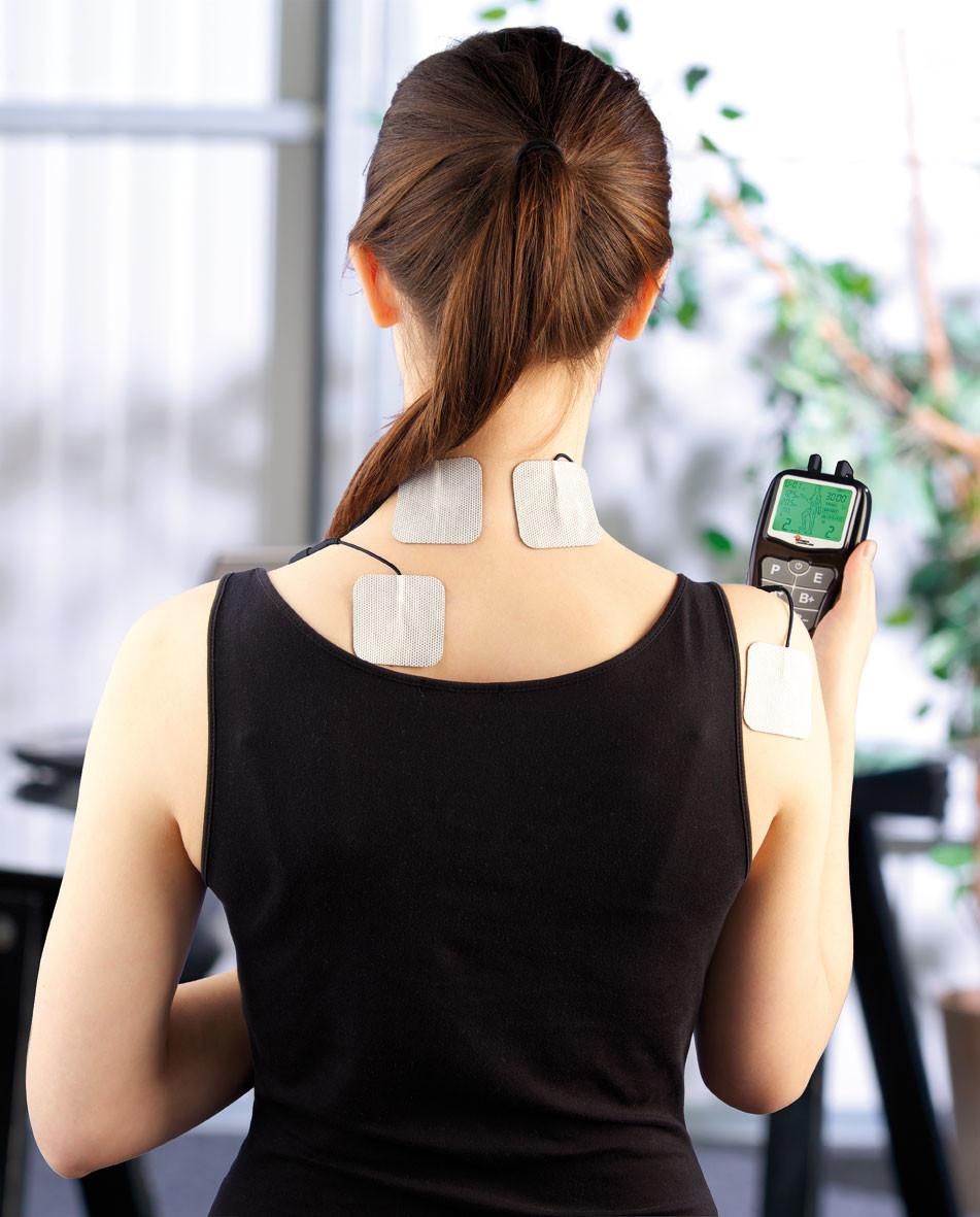 appareil d 39 lectrostimulation pour musculation et massage. Black Bedroom Furniture Sets. Home Design Ideas
