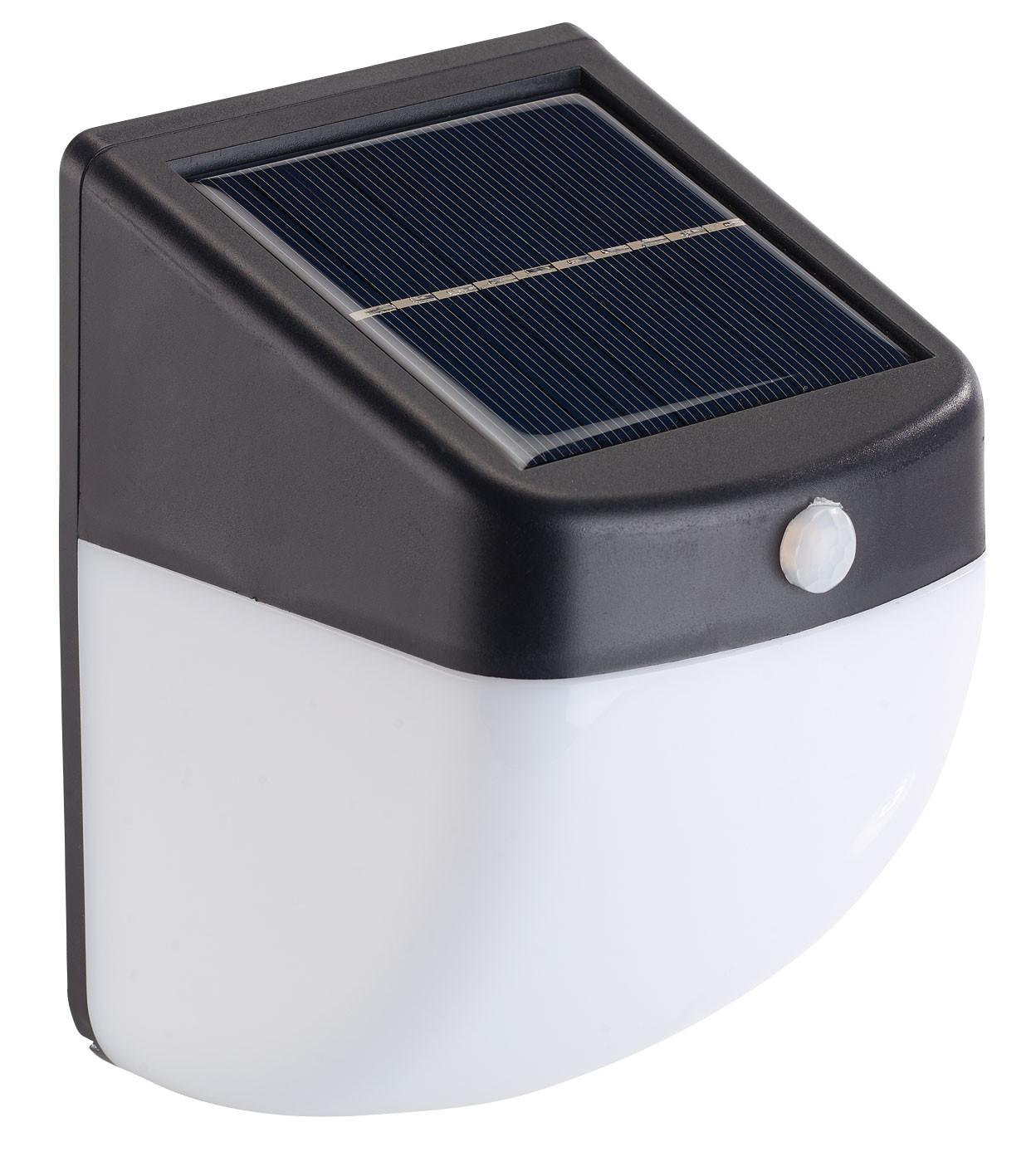 veilleuse murale ext rieure tanche et solaire avec d tecteur. Black Bedroom Furniture Sets. Home Design Ideas