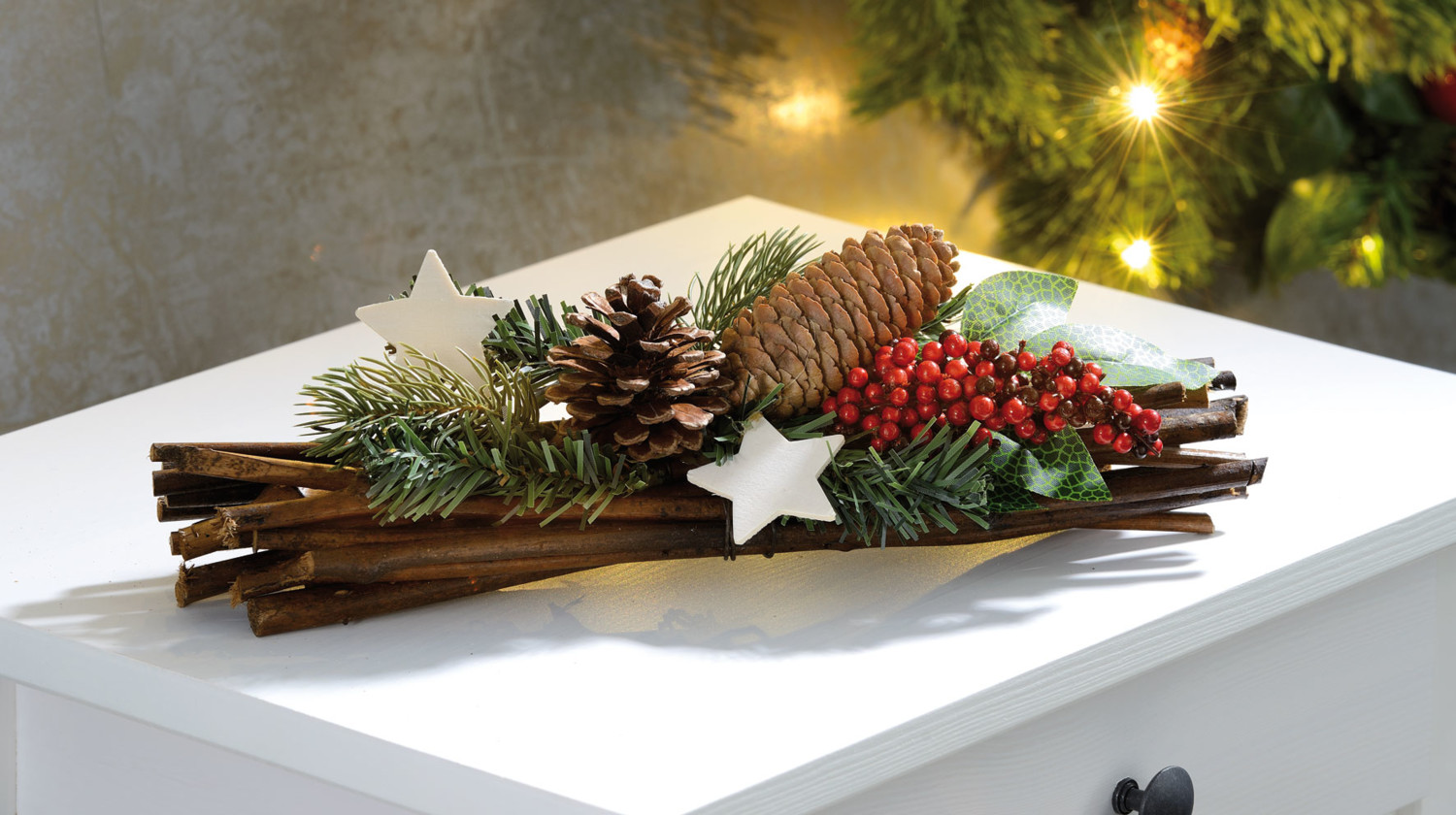 Meilleur 6603 d coration table noel avec houx avec des for Decoration reveillon