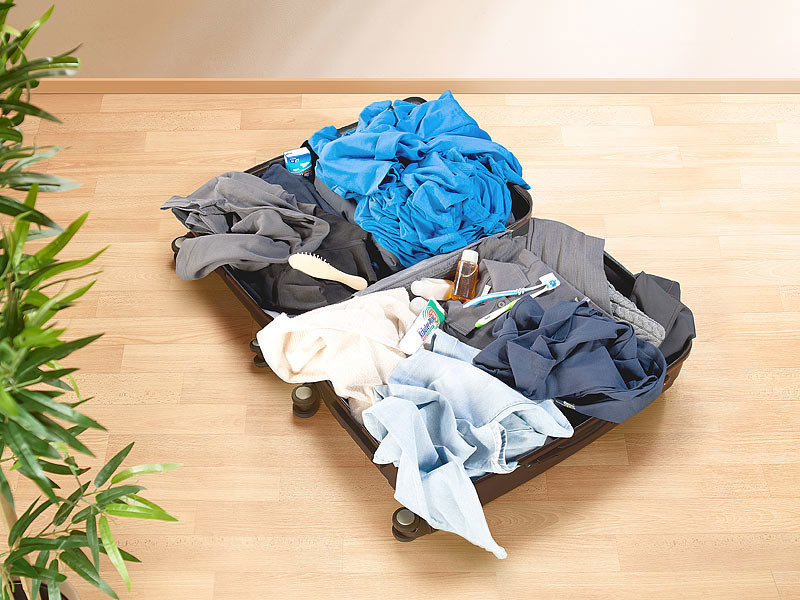 Sacs à vêtements pour valise (x6) Pearl LD5fbqgqb