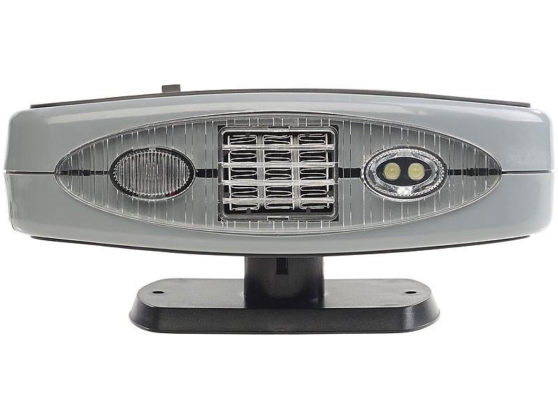 mini chauffage d 39 appoint 12v pour voiture avec d givrage rapide. Black Bedroom Furniture Sets. Home Design Ideas
