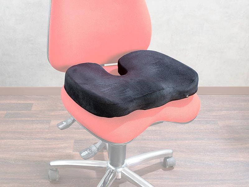 Coussin d assise à mémoire de forme pour douleurs dos et jambes