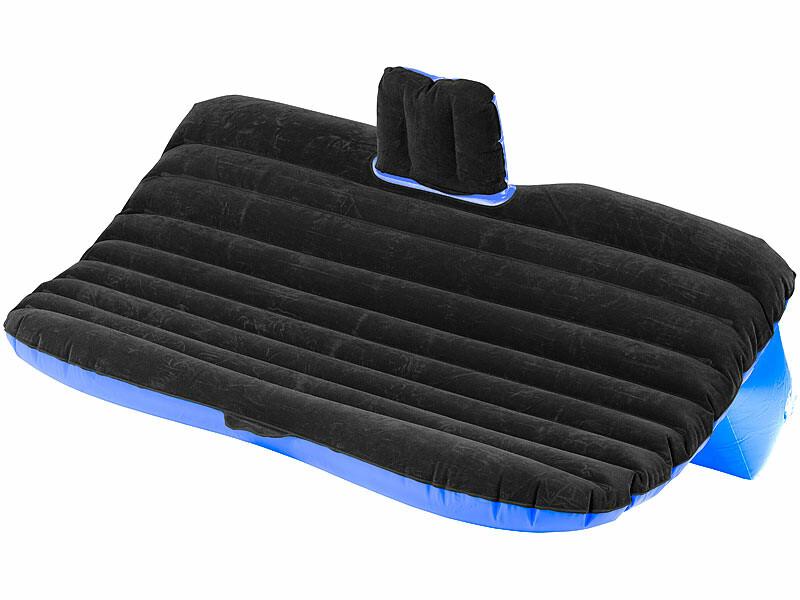 matelas gonflable pour banquette arri re avec gonfleur 12v. Black Bedroom Furniture Sets. Home Design Ideas