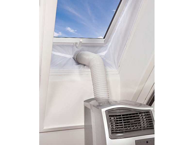 Bâche Isolante Pour Fenêtre Spécial Climatiseur Mobile Pearlfr