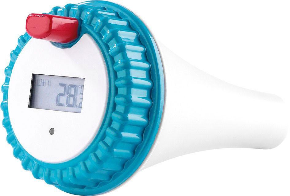 Thermom tre sans fil pour maison et temp rature piscine - Thermometre piscine sans fil ...