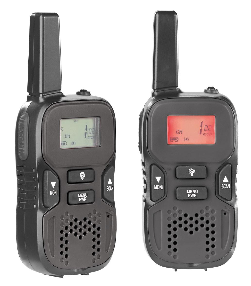 TalkiesWalkies Longue Portée Km Avec Fonction VOX Pour Moto Pearlfr - Talkie walkie longue portée