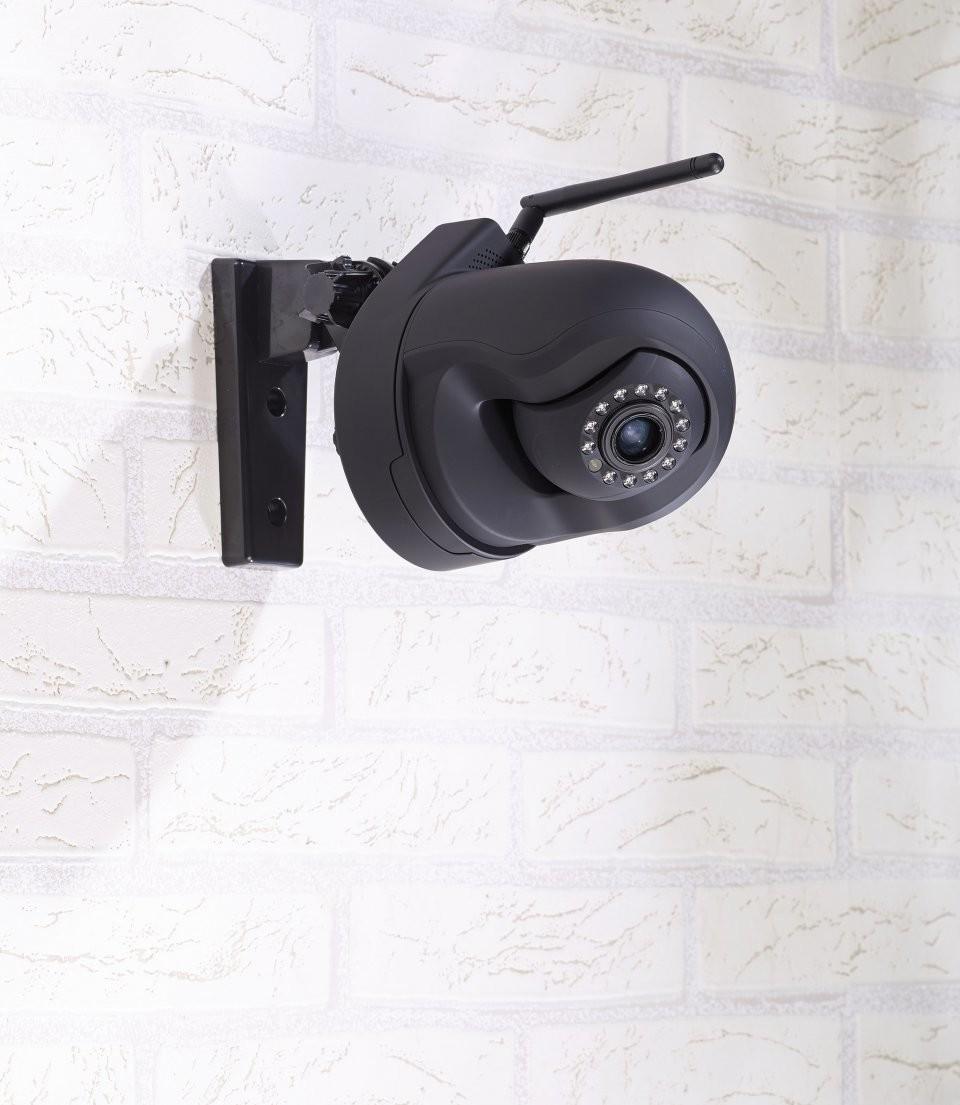 cam ra de surveillance hd d 39 int rieur avec hd et zoom. Black Bedroom Furniture Sets. Home Design Ideas