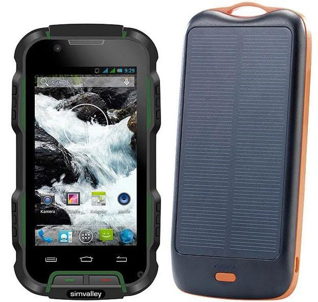 smartphone android 4 2 antichoc tanche avec batterie. Black Bedroom Furniture Sets. Home Design Ideas