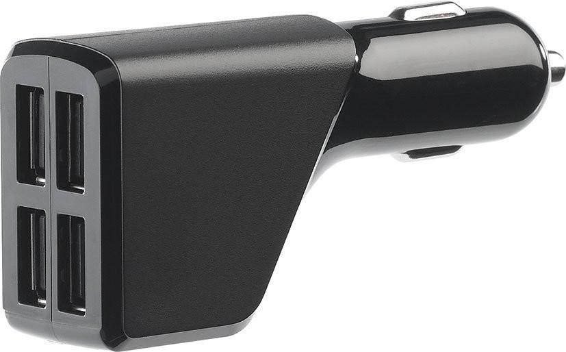 chargeur usb pour allume cigare 12v avec 4 ports pas cher. Black Bedroom Furniture Sets. Home Design Ideas