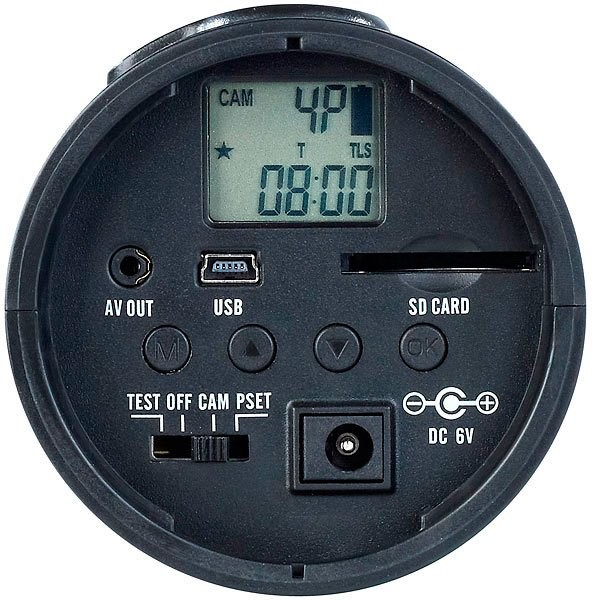 Cam ra de surveillance tanche et autonome avec vision nocturne irc - Camera de surveillance discrete ...