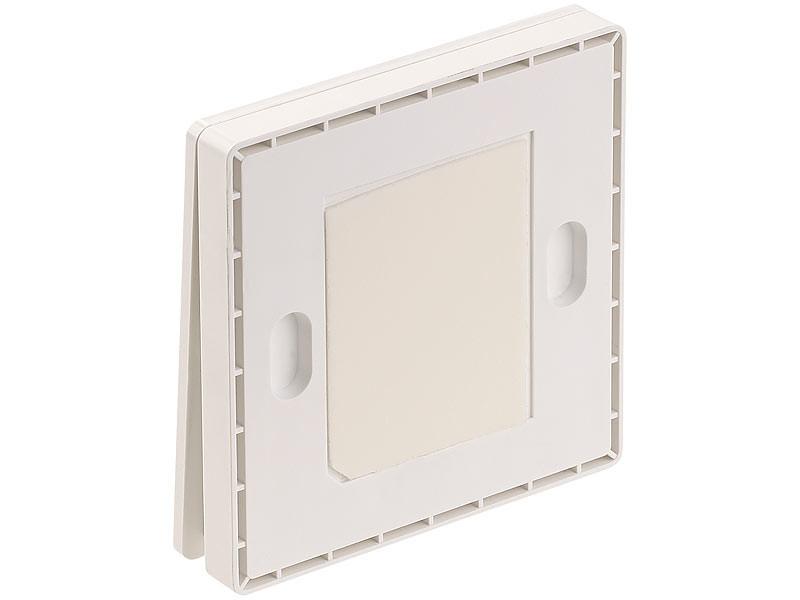 interrupteur sans fil sans pile installation facile port e 60m. Black Bedroom Furniture Sets. Home Design Ideas