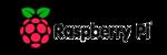 Logo de la marque Raspberry Pi